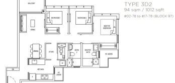 the-florence-residences-floor-plan-3-bedroom-3d2-singapore