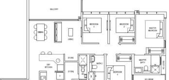 the-florence-residences-floor-plan-4-bedroom-4c1a-singapore