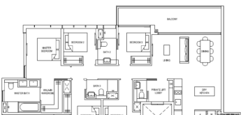 the-florence-residences-floor-plan-5-bedroom-5b2-singapore